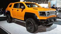 NAIAS: VLF Automotive X-Series Named As The Unattractive Car