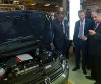 Volkswagen moves into Kenya, Rwanda