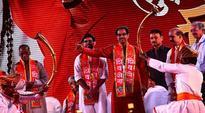 BJP publication in Maharashtra dares Shiv Sena to take 'divorce'