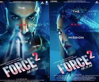 'Force 2' poster out: John Abraham is back in action with his toughness, intensity