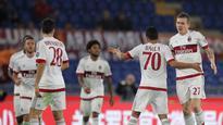Juraj Kucka, Ignazio Abate help AC Milan to creditable Roma draw