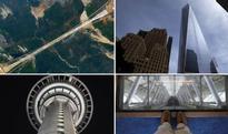Don't look down! Vertigo-inducing viewing platforms