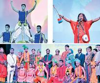 Bangladesh cultural troupe enthrals Colombo audience