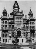 Sweet sorrow: Family demolishes gingerbread version of Winnipeg's old city hall