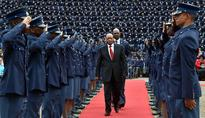 Pampering South Africa's elite: Bill soars for VIP protection