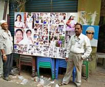 A Didi fan organises her photo exhibition in Chennai