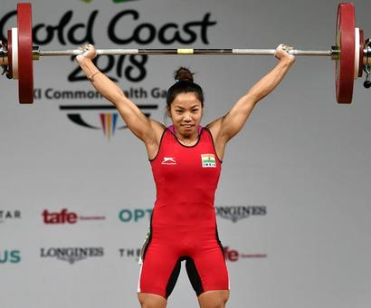 Lifter Mirabai wanted career in archery