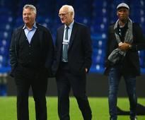 Jose Mourinho holds breakfast meeting with Guus Hiddink