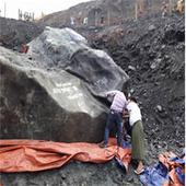 Miners in Myanmar Discover Giant Jade Stone Valued at US$ 170 Million