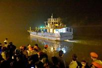 17 feared dead as boat capsizes in Ganga