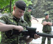 Regiment parades