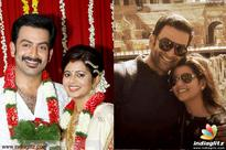 Prithviraj's ode to Supriya on anniversary