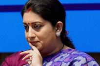 Lack of employment in UP forcing people to migrate: Smriti Irani