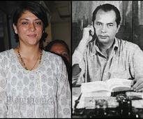 Sanjay Dutt's sister Priya makes legendary filmmaker Bimal Roy smiling - News