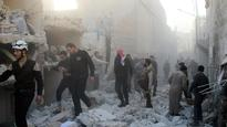 Syria: Aggressors will go home 'in coffins'