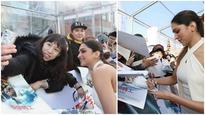 WATCH: Fans went into frenzy as Deepika Padukone arrived at Beijing for the premiere of 'xXx: Return of Xander Cage'