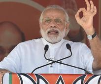PM Modi slams Mamata Banerjee for rant against EC, says she has accepted defeat