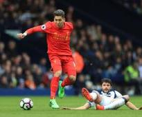 Firmino on target as Liverpool edge West Brom