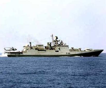 Replying to Swaraj's tweet, Navy official gives rough location of vessel