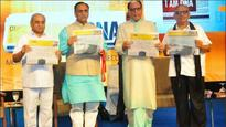 Gujarat CM, Deputy CM launch new DNA Ahmedabad and Zee 24 Kalak