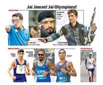 Jitu Rai, Kheta Ram and five other Indian Army's Olympic medal hopefuls to fly to Rio