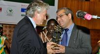 Sanjay Sethi receives 2013 Africa Food Prize Award
