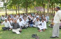 Power discom employees go on protest leave in Haryana