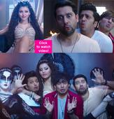 Great Grand Masti song I Wanna Tera Ishq: A spooky Urvashi tries to seduce Riteish and co, while making us wish ghosts were this sexy!