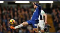 Champions League: Antonio Conte's caution fails to harness best of Eden Hazard