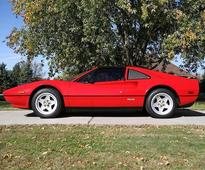 The Ferrari 308 GTS Quattrovalvole From Magnum P.I. Is Going To Auction