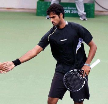 Delhi Challenger Open: Myneni loses to Roberts in title clash