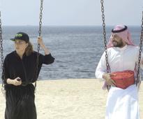 A romantic comedy about Bibi from Saudi Arabia