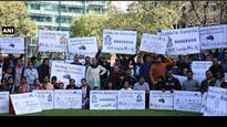 Australian Hindus stage protest over lamb for Ganesha commercial