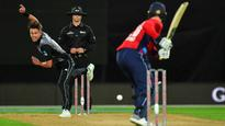T20 Tri-series: Late Trent Boult strikes give New Zealand 12-run win over England