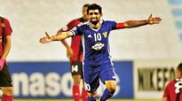 Sharpshooter Hammadi Ahmed key to AFC success