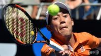 Tennis: Nishikori eases into Open second round