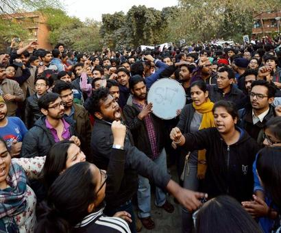 JNU row: Panel finds 21 students guilty, fine reduced for few