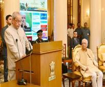 President launches Akashvani Maitree Channel