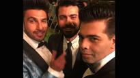 Did Ranveer Singh just confirm his next with Fawad Khan?