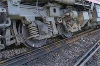Kalindi Express collides with goods train, derails