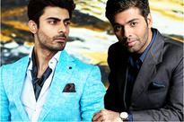 Karan Johar lauds Fawad Khan's acting talent