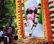 MGR remembered by cadre, public on birth centenary