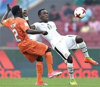 Ghana down Niger, face Mali in quarters