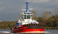 Serco picks Damen's tug for Queen Elizabeth carriers