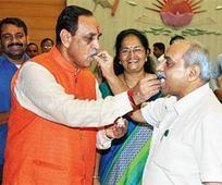Rupani keeps home and GAD, Nitin Patel ... Rupani keeps home and GAD, Nitin Patel gets back finance