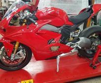 Ducati Released New Ducati Panigale V4