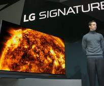 A look at LGs new Signature Series - Premium 4K OLED TV and home appliances