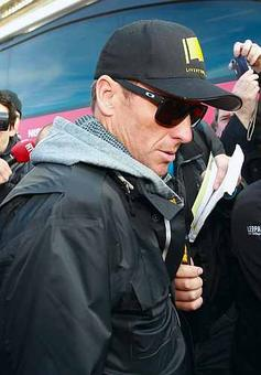 Armstrong sued by US government over sponsor money