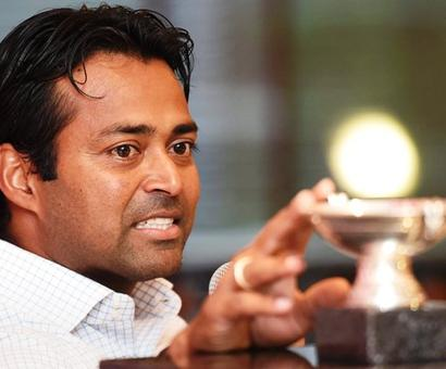 We definitely don't want a repeat of London: Leander Paes