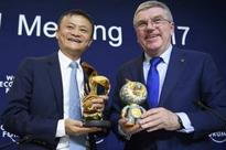 Alibaba joins Olympics in 'game changer'